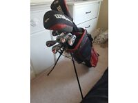 Wilson Golf Clubs Full Set with Carry Case