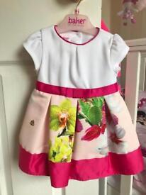 Baby Girls Ted Baker dress