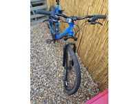 Mens mountain bike xl Raleigh helion 2.0