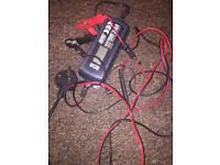 Car battery charger 12v
