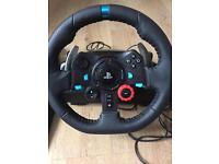G29 Logitech with shifter