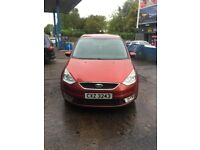 new shape ford galaxy full years mot with low milrsv
