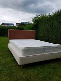 Brand New divan double bed