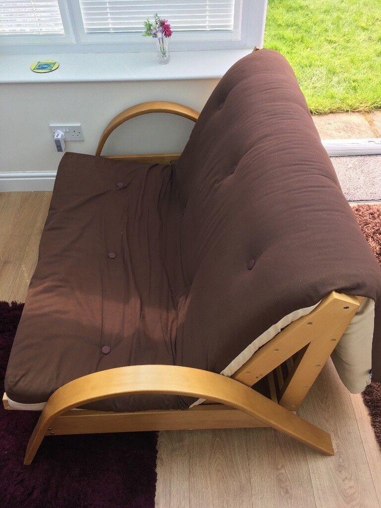 Ikea Small Double Futon Sofa Bed