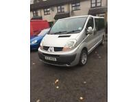 Renault Trafic LL29DCI115 Seater Bus
