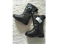 Girls winter boots c5
