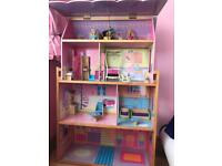 Unique doll house for sale