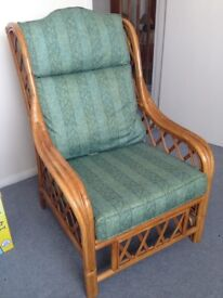 Cane chair, good condition