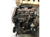 Volkswagen Golf/Caddy Mk1 Engine 1.6d JK Code - Running engine! Make a sensible offer!