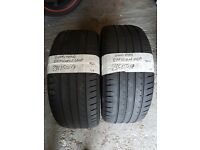 2X TYRES 235 50 17 GOODYEAR