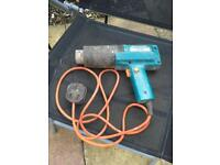 Heat gun black and decker