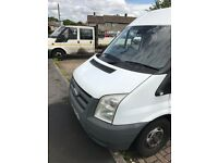 Ford TRANSIT PANEL VAN 58 PLATE QUICK SALE - due to upgrading vehicle fleet