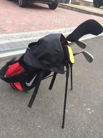 Childs Nike Golf Clubs
