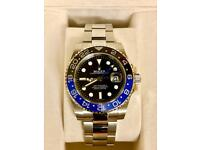 Rolex gmt Batman brand new £250