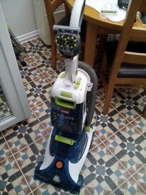 Vax Dual V Power Advance Total Home carpet cleaner