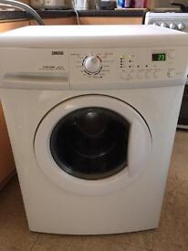 Zanussi 7kg washing machine