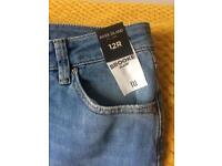 River island Brand New Brooke flare jeans size 12