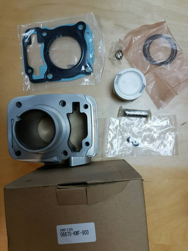 HONDA PS, SH, DYLN CYLINDER AND PISTON KIT