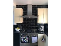 Neworld 5 gas range cooker & hob in good working order