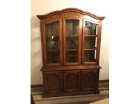 Solid wood cabinet and sideboard