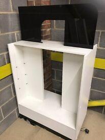 2 x Retail Shop Display Units