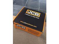Genuine JCB boots (Size 13 UK)