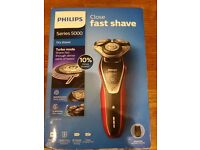 Brand New- Philips Shaver series 5000 electric shaver (Turbo mode) 59.99