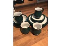 Denby Greenwich 16 piece dinner set
