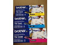 Brother TN 130 colour toner printer ink