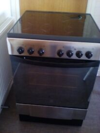 Indesit electric cooker with grill 60 cm