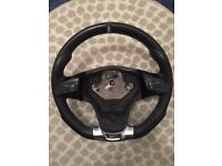 Vauxhall Corsa vxr steering wheel
