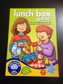 Lunchbox Game