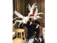 Victoria Secret style Angel Wings