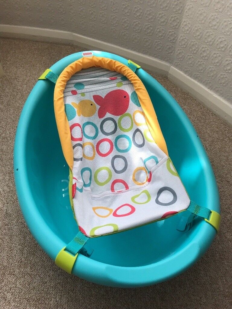 a98f663de6e8 Fisher-Price Rinse n Grow Baby Bath Tub in PERFECT CONDITION ...