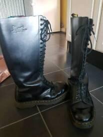 20 Hole Doc Martin boots size 8