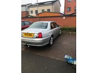 Rover 75 12 months M O T