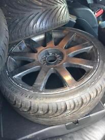 "Audi Rs4's multifit VAG 18"""