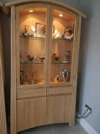 MULTI YORK DISPLAY CABINET