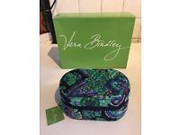 Vera Bradley Jewelry Box In Blue Rhapsody
