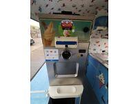 Ice Cream Van Mercedes Sprinter LWB