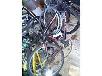 MANY BIKE PARTS AT CHEAP PRICES !!!! WHEELS FRAMES THE WHOLE LOT