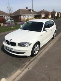 BMW 1 Series - White