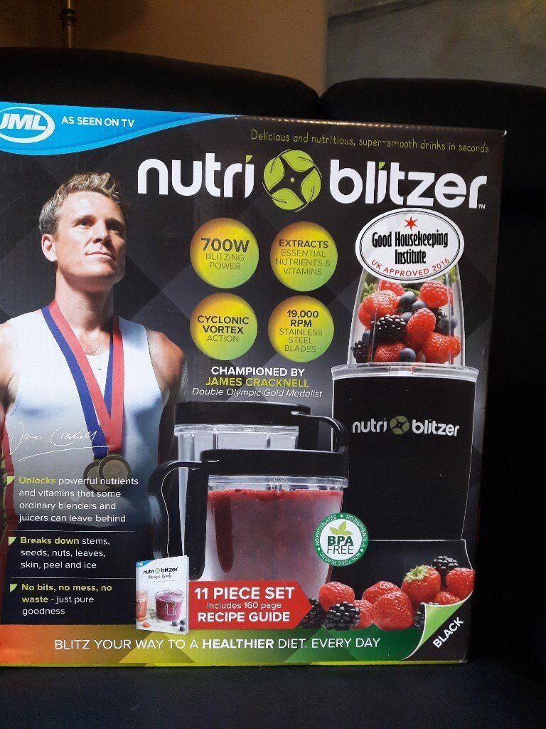 Brand new JML Nutri Blitzer 700 watt. Never