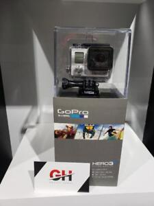 Store Sale - GoPro HERO 3+ Silver Action Camera Brand New In Box & Sealed