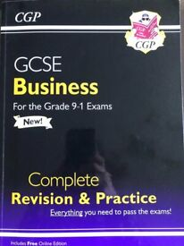 GCSE Buisness revision pack