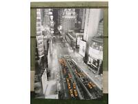 Time Square Canvas
