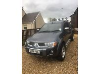 Mitsubishi L200 Animal,2007,Motd Dec 2017,very good condition,full leather