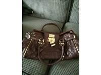 2x genuine Paul Boutique bags