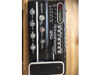 Zoom G7.1ut guitar effects pedal