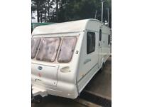 Baily Ranger 520-4berth fixed end bed 2003